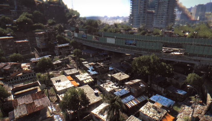 Dyinglight sur ps4